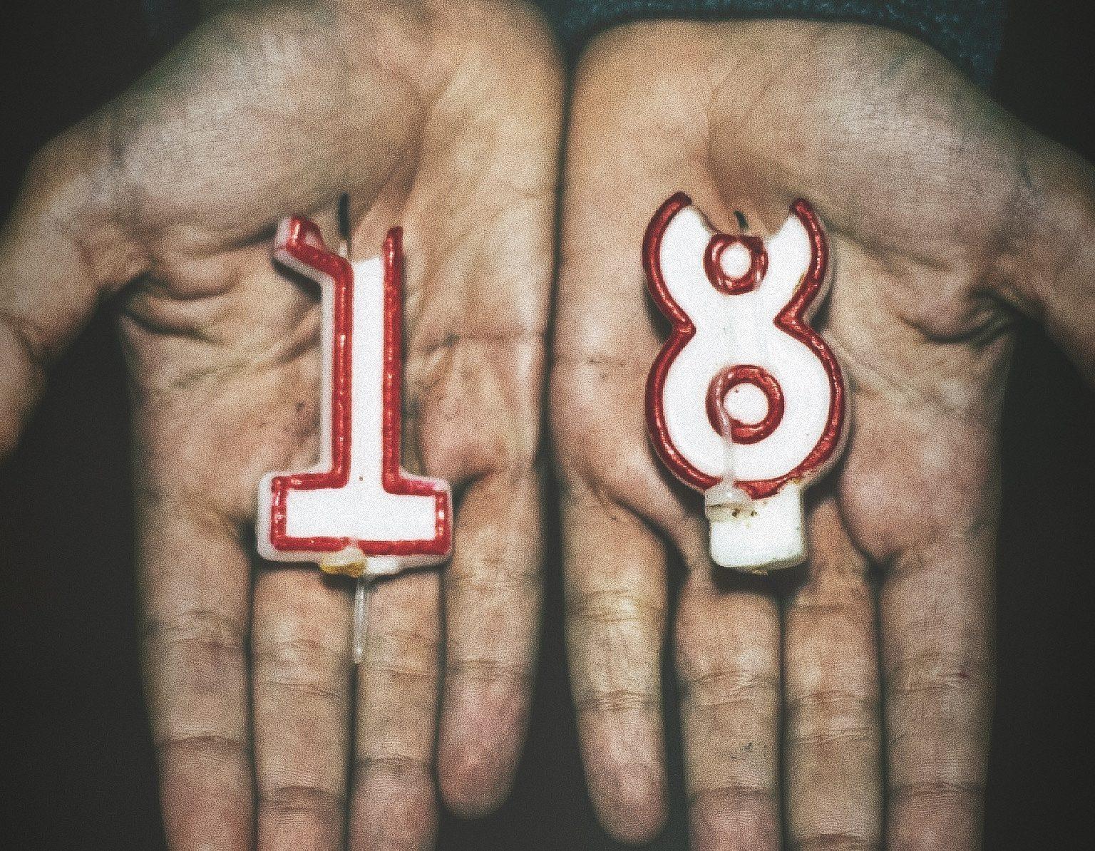 18, thema