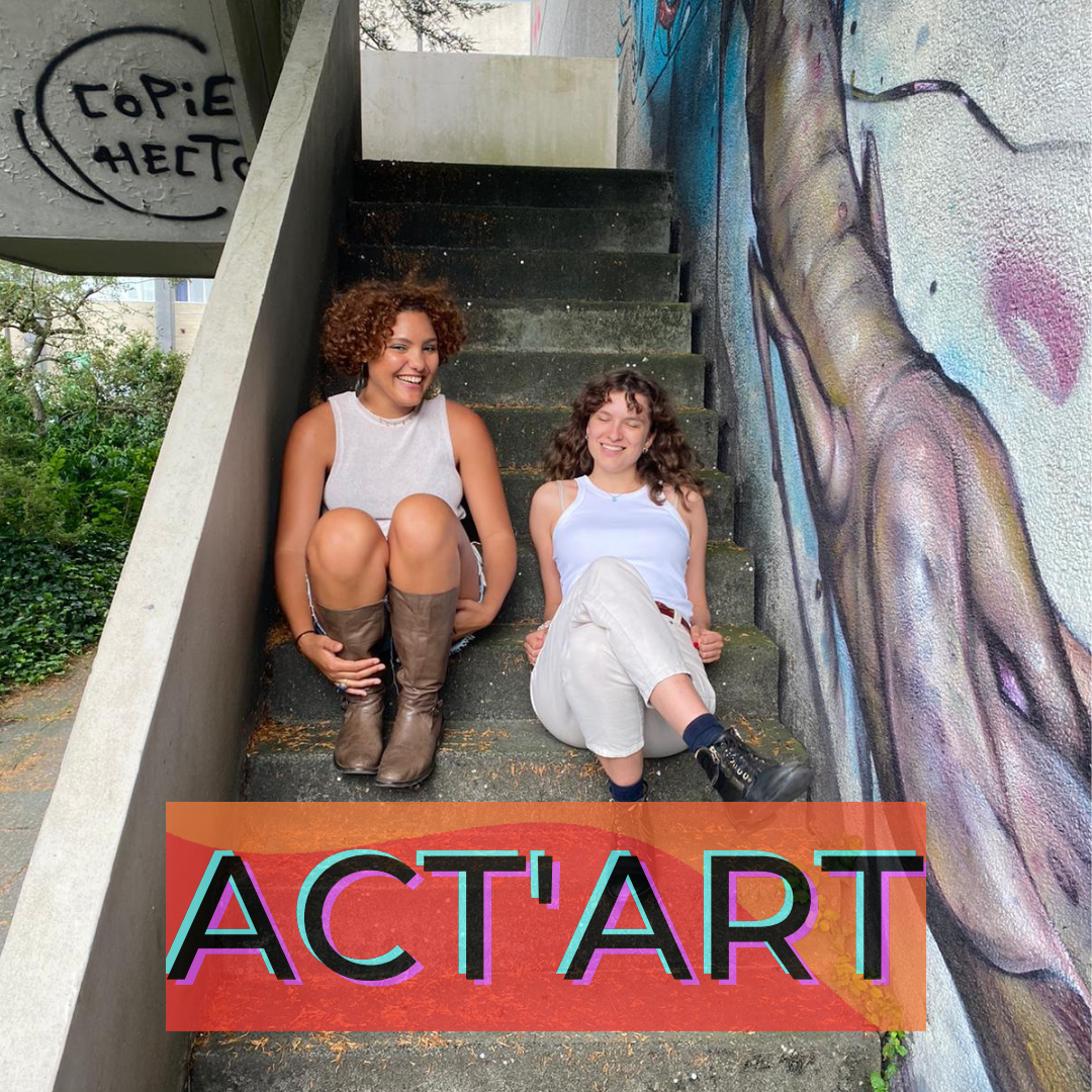 ACT'ART #2 Vrijheid en gelijkheid