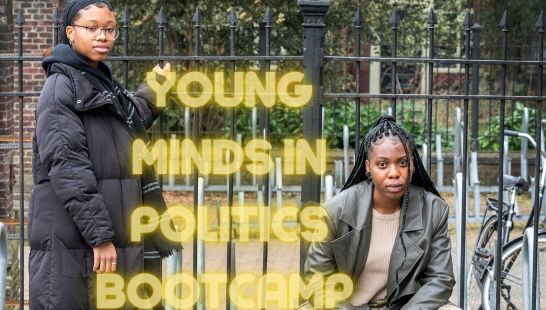 Young Minds In Politics Bootcamp